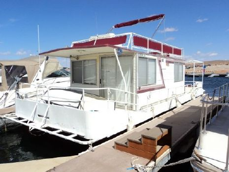 1977 Boatel Houseboats Houseboat