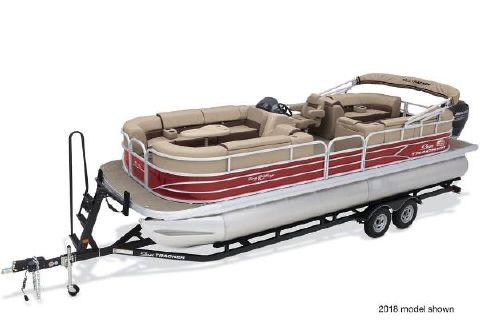 2019 Sun Tracker Party Barge 24 DLX