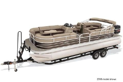 2019 Sun Tracker Party Barge 24 XP3
