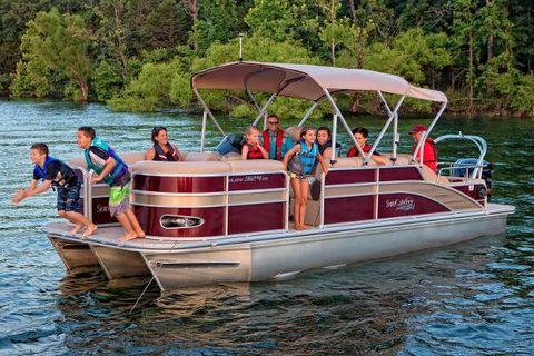 2016 G3 Boats SunCatcher Elite 324 SS Manufacturer Provided Image