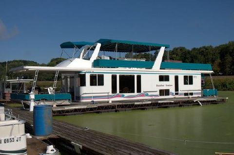 2003 Lakeview Houseboat Rental Houseboat