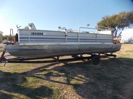 1992 Landau Boat Co Bandit