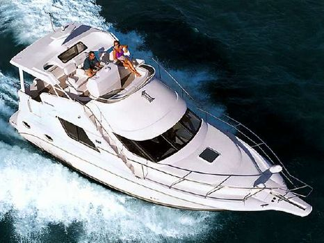 2001 Silverton 352 Motor Yacht Manufacturer Provided Image