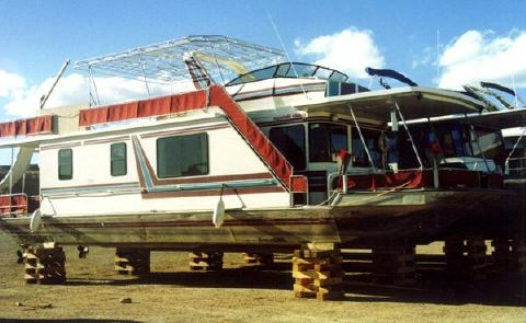 1992 STARDUST 54 x 14 1/26 Multi-Ownership Houseboat
