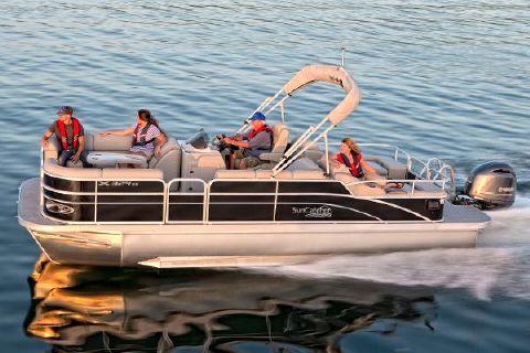 2016 G3 Boats SunCatcher X324 SS Manufacturer Provided Image
