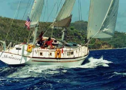1981 Gulfstar 50' Ketch Sistership