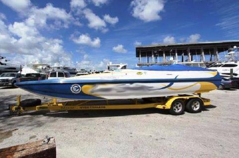 2005 Avenger Catamaran