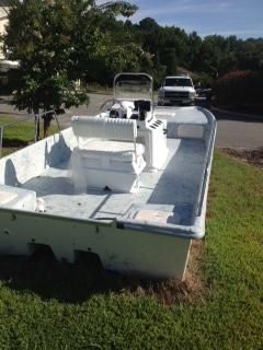2014 Livingston 19 Center Console