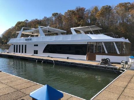 2010 Stardust Cruisers 19 x 96 Houseboat