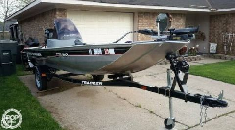 2013 Bass Tracker Pro160 2013 Bass Tracker Pro Pro160 for sale in Bossier, LA
