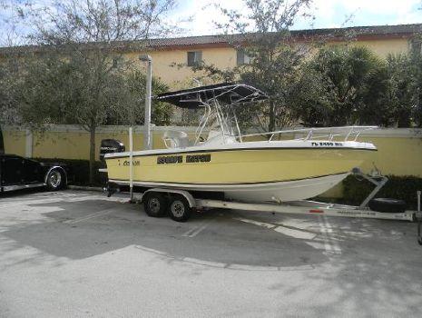 2004 Angler 2100CC