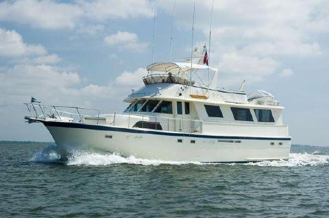 1985 Hatteras 61 Motor Yacht