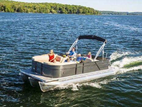 2017 Crest Pontoon Boats 200 L