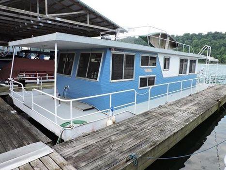 1973 Val-Cruz 14x43 Houseboat