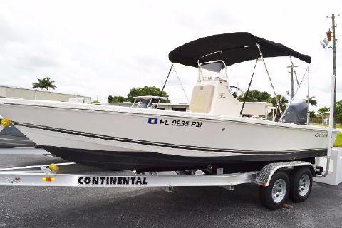 2013 Cobia Boats 21' Bay