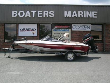 1999 Champion Boats 181 Sx