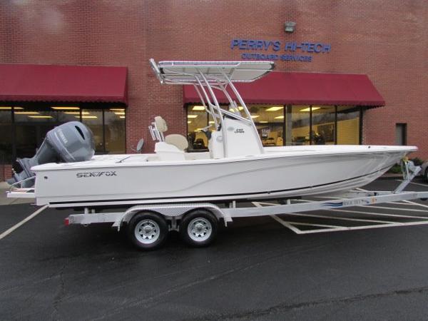 2016 2016 sea fox 24 foot 2016 boat in buford ga for Infinity motors gainesville ga