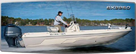 2015 Skeeter SX- 2250