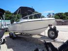 2000 ANGLER BOATS 204 Center Console