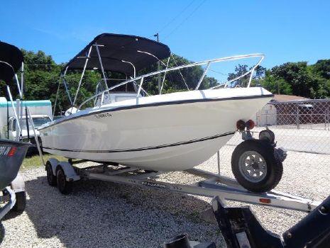 2000 Angler Boats 204cc