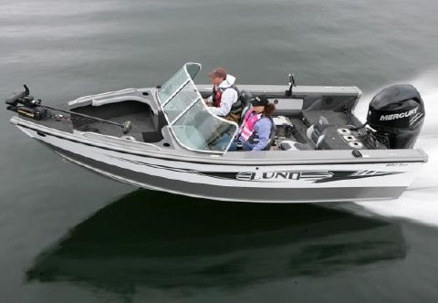 2012 Lund 1850 Tyee Manufacturer Provided Image