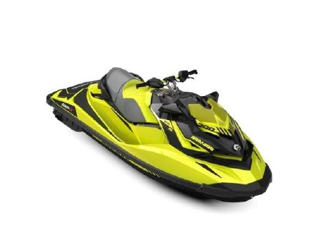 2019 Sea-Doo RXP®-X® 300 Neon Yellow and Lava Grey