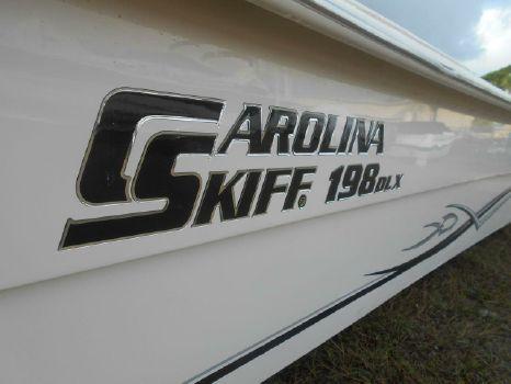 2017 Carolina Skiff 1980 DLX