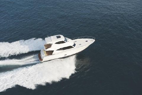 2018 Maritimo M51 Manufacturer Provided Image: Maritimo M51