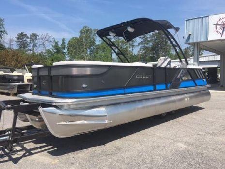 2016 Crest Pontoon Boats Caliber 250