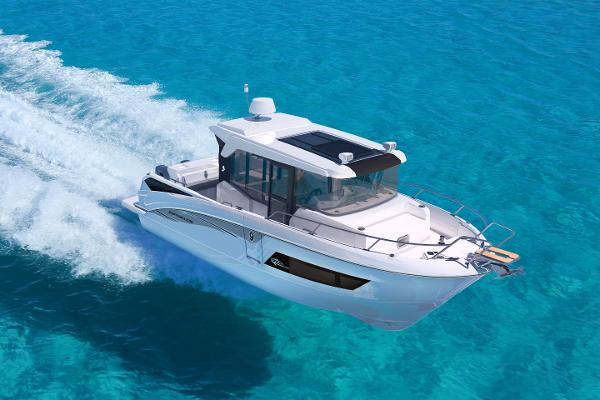 2019 Beneteau Barracuda 9 Manufacturer Provided Image