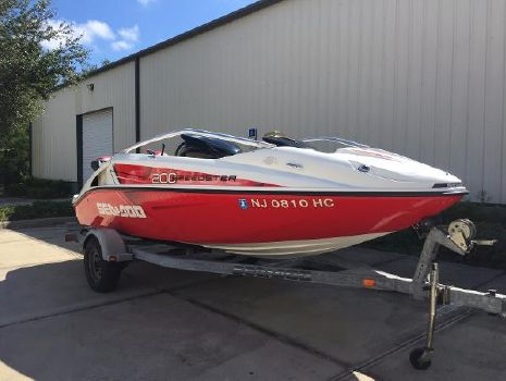 2008 Sea-Doo Speedster 200
