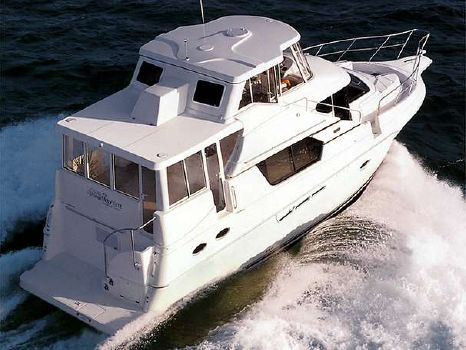2001 Silverton 453 Pilothouse Motor Yacht