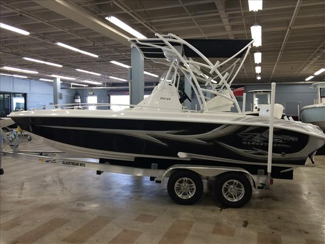 2014 Glasstream Boats Center Console 242 CCX