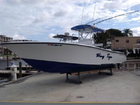 2002 Yellowfin Center Console Yellowfin 31