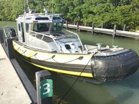 2007 Safe 31 Patrol Boat SAFE 31 Patrol Boat