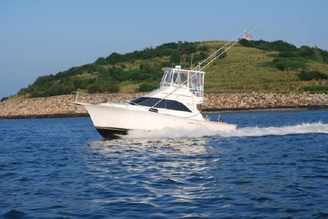 1989 Ocean Yachts 32 convertible