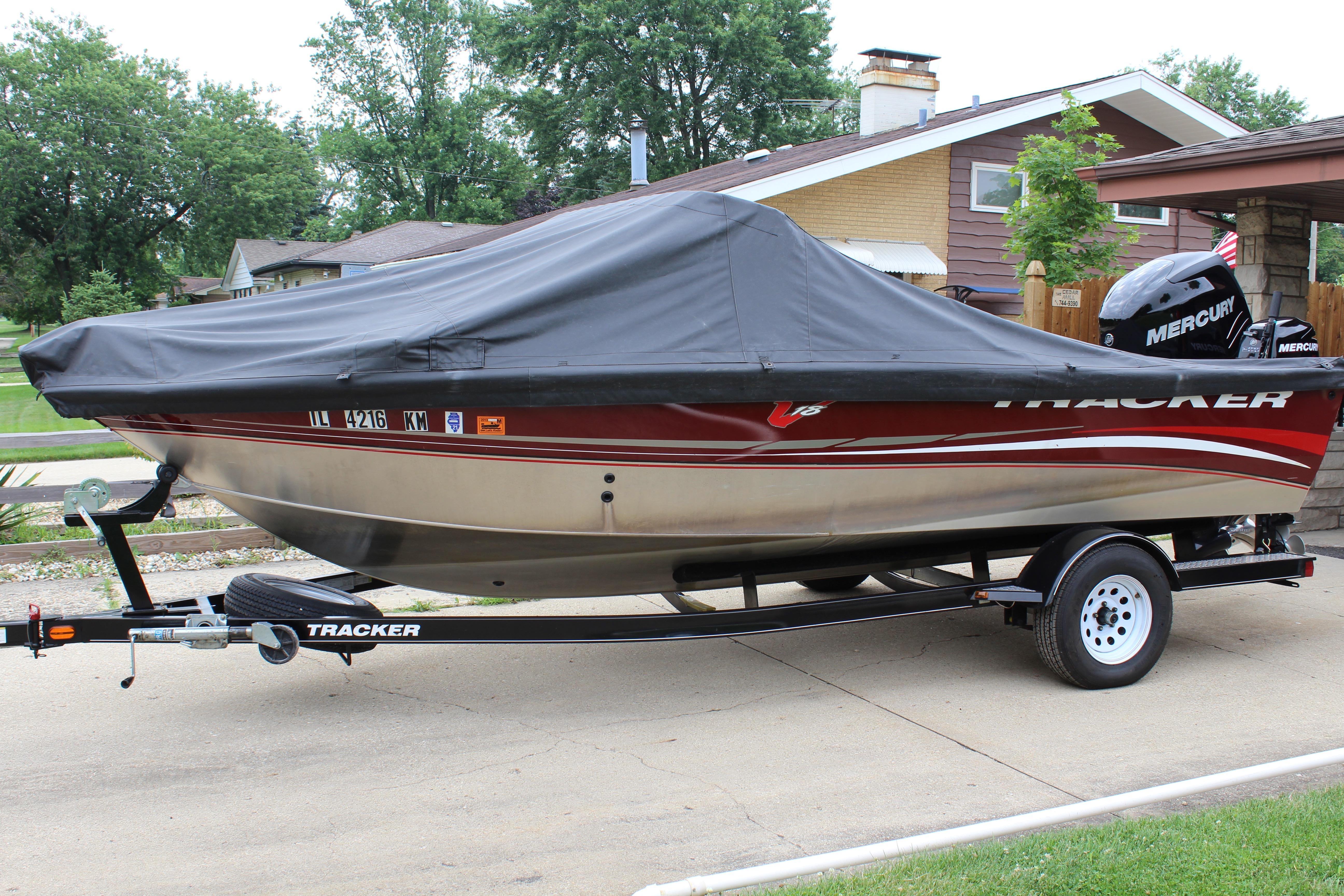 Check out this 2012 TRACKER Targa V-18 Combo on Boattrader com