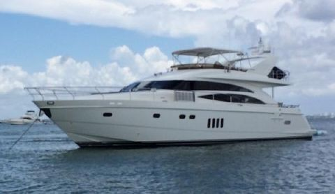 2005 Princess-Viking Sport Cruiser 70 Motor Yacht