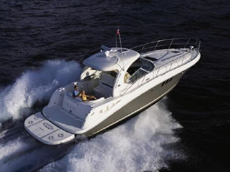 2006 Sea Ray 40 Sundancer Manufacturer Provided Image
