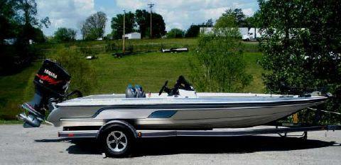 2005 Skeeter TZX 200