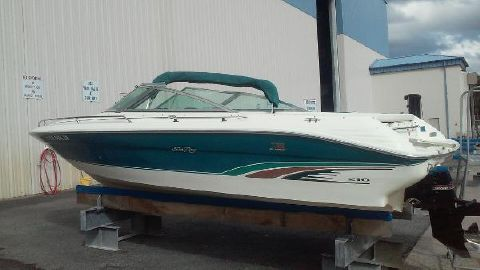 1996 Sea Ray 210 BR Signature Select