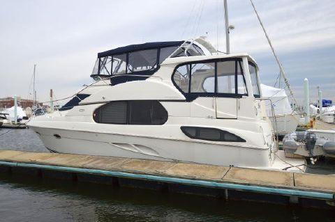 2001 Silverton 43 Motor Yacht 43 Silverton Profile