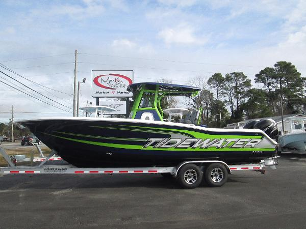 2017 Tidewater Boats 280 CENTER CONSOLE