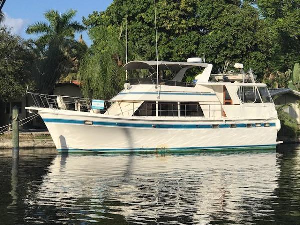 1989 chb seamaster sundeck