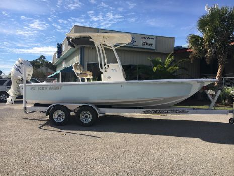 2016 Key West Boats, Inc. 230