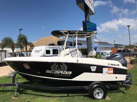 2017 Wellcraft 182 Fisherman