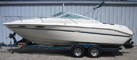 1998 Sea Ray 240 Overnighter