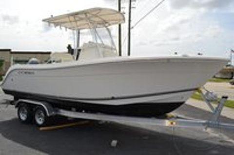 2013 Cobia Boats 217CC