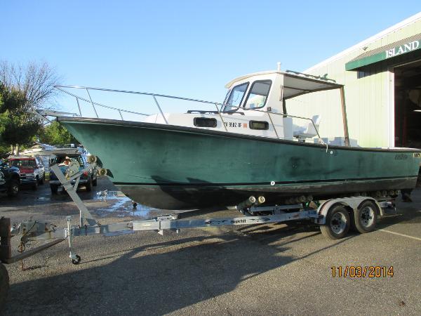 2001 Eastern Boats 27 Sport Fisher