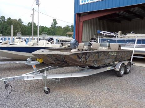 2015 SeaArk Predator 200 FS